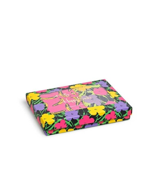 Bielizna damska Happy Socks x Andy Warhol XAWARH97-3000