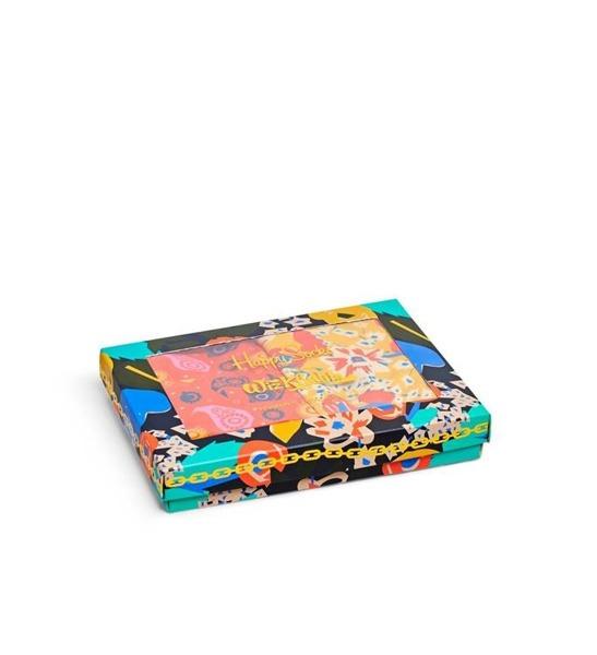 Bielizna damska Happy Socks x Wiz Khalifa Cheeky XWIZ97-4000