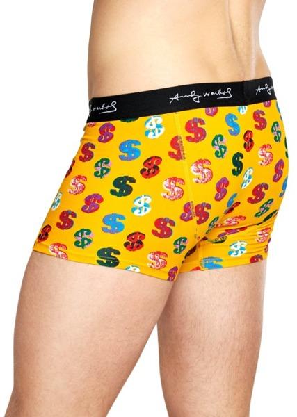Bielizna męska Happy Socks x Andy Warhol XAWARH96-6000