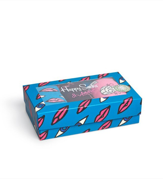 Box Skarpetki Happy Socks x Mr A XAS08-6000