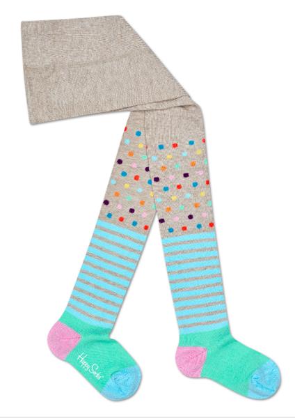 Rajstopy dziecięce Happy Socks KSDO60-1000