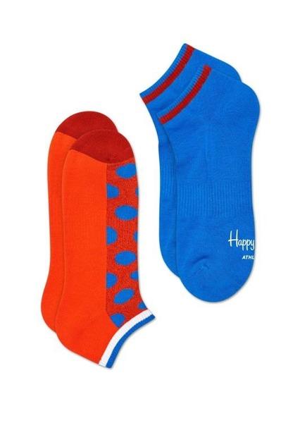 Skarpetki (2-pak) ATHLETIC LOW Happy Socks ATBDO02-2000