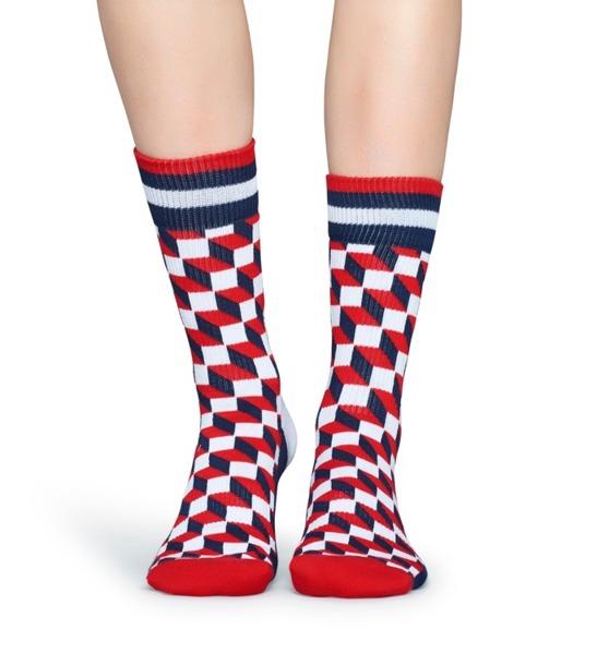 Skarpetki ATHLETIC Happy Socks  ATFIO27-6000