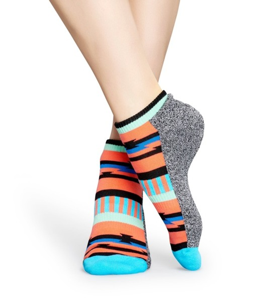 Skarpetki ATHLETIC LOW Happy Socks ATINS05-6000
