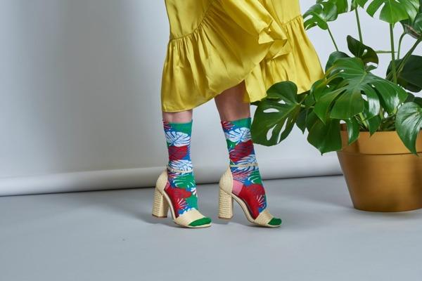 Skarpetki HYSTERIA Estelle Mid High Sock (SISESL03-4000)