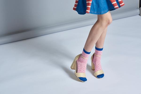Skarpetki HYSTERIA Lotta Ankle Sock (SISLOT12-3000)