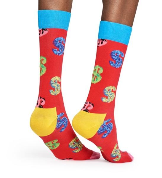 Skarpetki Happy Socks x Andy Warhol AWDOL01-4000