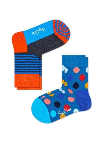 Skarpetki dziecięce Happy Socks KBDO02-6002