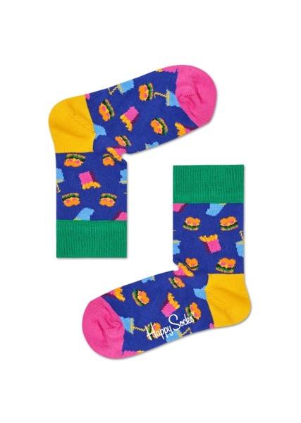 Skarpetki dziecięce Happy Socks KHAM01-6000